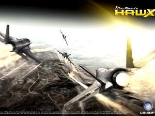 обои HAWX 4 Raptors фото