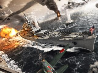 обои Navy Field Battle фото