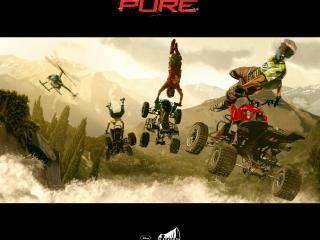 обои Pure Racing фото