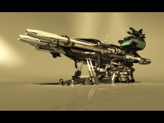 обои Оружие будущего фото