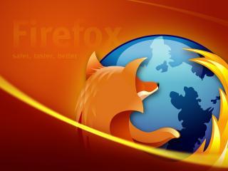 обои Браузер Firefox фото