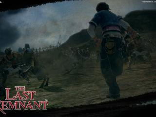 обои The Last Remnant Battle фото