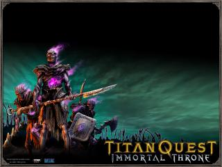 обои Titan Quest Immortal Thrones фото