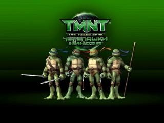 обои Teenage Mutant Ninja Turtles фото