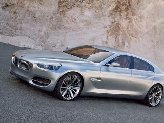 обои BMW CS-concept фото