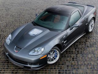 обои Chevrolet corvette-ZR1 фото
