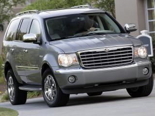 обои для рабочего стола: Chrysler aspen
