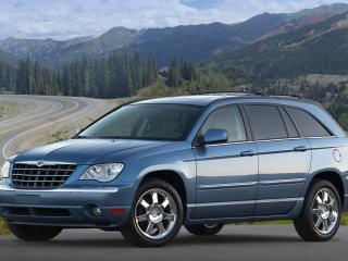 обои Chrysler Pacifica фото