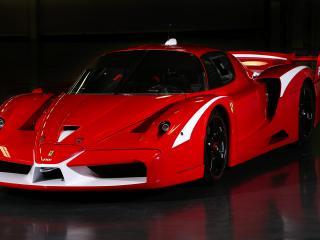 обои Ferrari FXX-evo фото