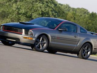 обои Ford mustang-AV8R фото