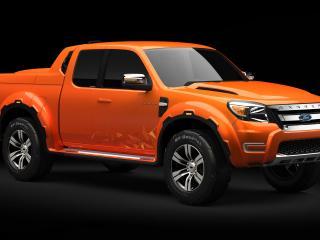 обои Ford Ranger-concept фото