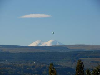 обои Воздушный шар над Кисловодском фото