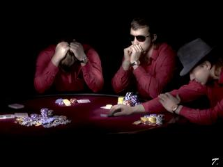 обои Poker Gamers фото