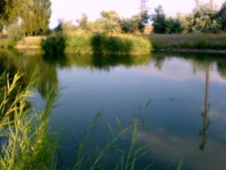 обои Приток реки фото