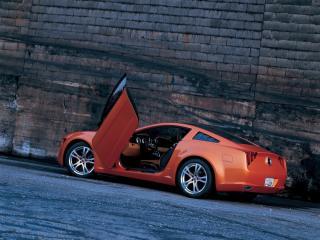 обои Ford Mustang Giugiaro Concept фото