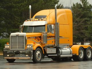 обои Американский грузовой Western Star фото