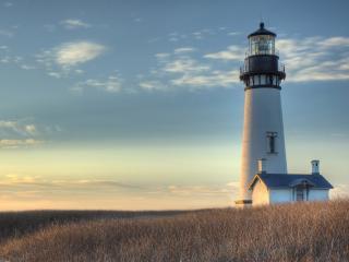 обои Приморский маяк фото