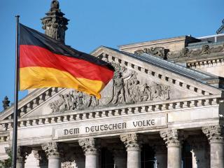 обои Dem Deutschen Volke фото