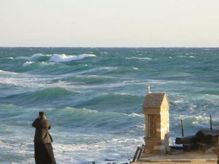 обои Голубое море фото