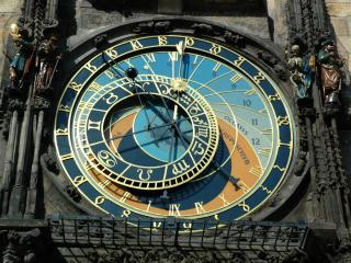обои Старые часы фото