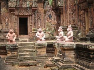 обои Древний храм фото