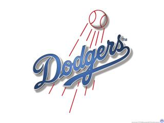обои для рабочего стола: LA Dodgers