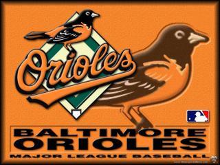 обои для рабочего стола: Baltimore Orioles