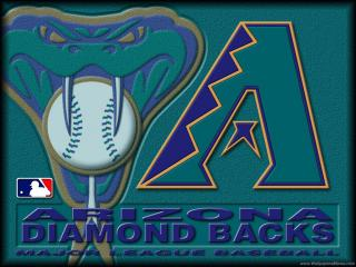 обои Arizona Diamond Backs фото
