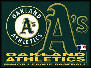 обои Oakland Athletics фото