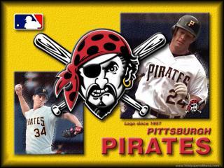 обои для рабочего стола: Pittsburgh Pirates