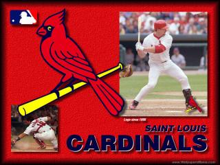 обои Saint Louis Cardinals фото