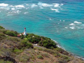 обои Маяк на берегу моря фото
