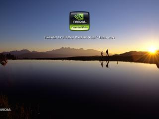 обои Essentials for the best от Nvidia фото