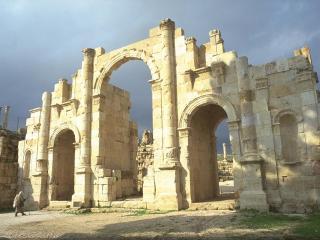 обои Древнегреческие развалины фото