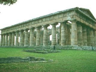 обои Древнегреческий храм фото
