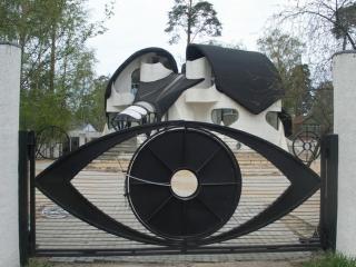 обои Дачный домик фото