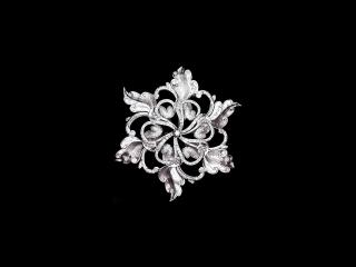обои Marian Bantjes saks snowflake украшение снежинка фото