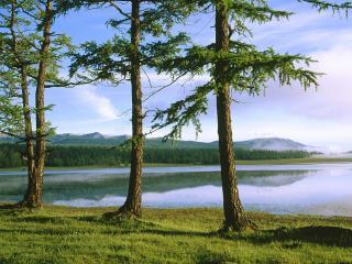 обои Khovsgol Nuur Lake,Mongolia фото