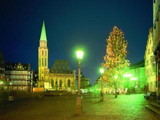 обои Старый Город, Варшава, Польша фото