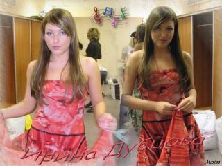 обои Ирина Дубцова фото