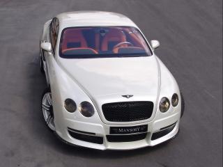 обои La Mansory Bentley Continental GT фото