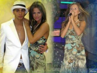 обои Алекса и Тимати фото