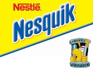 обои Nesquik фото