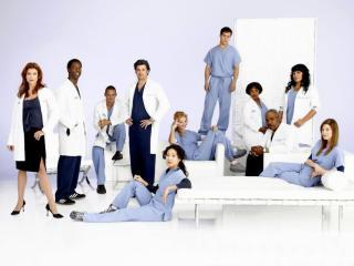 обои Персонал больницы фото