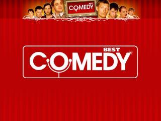 обои для рабочего стола: Лучшие из Comedy Club