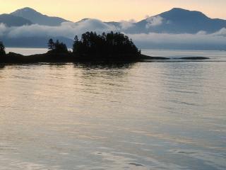 обои Побережье Аляски фото