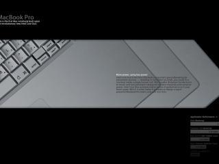 обои Новый MacBookPro - больше силы - меньше затрата энергии фото