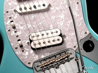 обои Гитара крупным планом фото