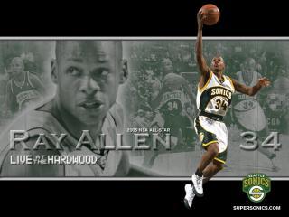 обои Ray Allen фото