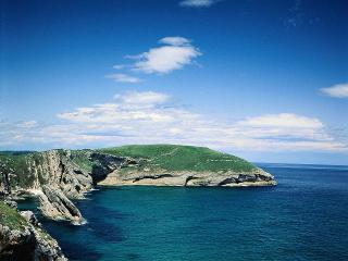 обои Синее море фото